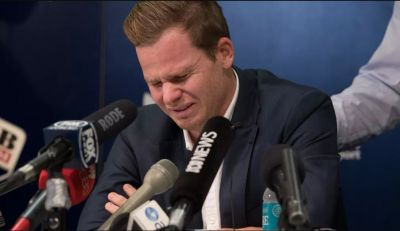 Ball-tampering: It was failure of my leadership, says emotional Steve Smith