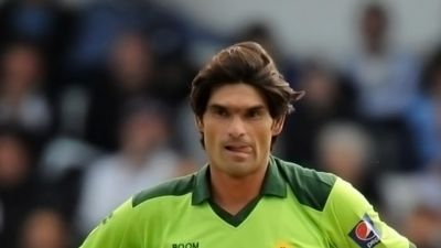 Pakistan bans its fastest bowler Mohammad Irfan for sport fixing