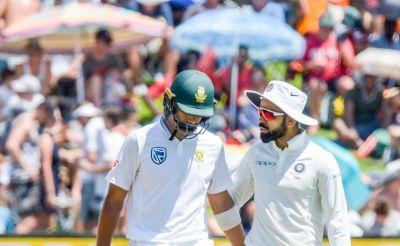 Virat Kohli praised Aiden Markram for his 152 against Australia