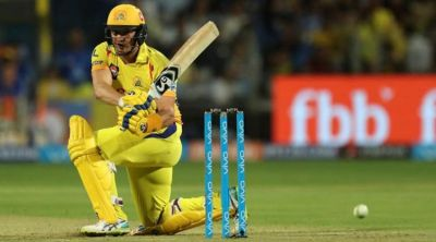 IPL 2018 Live CSK vs DD :   Watch How Watson  change the game ?