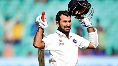 BCCI nominates Batsman Cheteshwar Pujara for Arjuna award