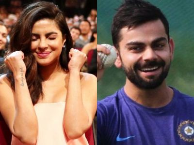 Virat Kohli awarded for most engaging Instagram account, Priyanka Chopra is 'most followed'