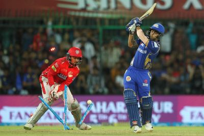 IPL 2018 Live KXIP vs MI : Mumbai wins by 6 wickets with 6 balls remaining