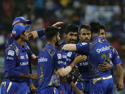 IPL 2018 Live MI vs KXIP : Mumbai need 175  runs to win