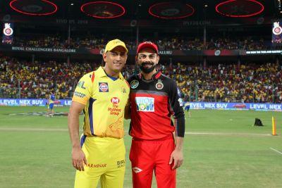 IPL 2018 Live CSK Vs RCB: Harbhajan Singh strikes sends M Ashwin back