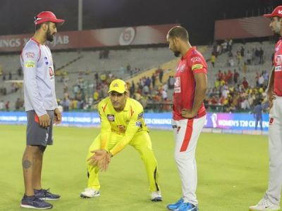 'Thala Masterclasses' MS Dhoni gives wicket-keeping tips to Nicholas Pooran and KL Rahul