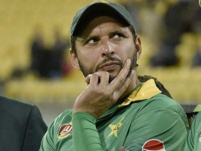 Shahid Afridi reveals his daughters cannot play outdoor sports
