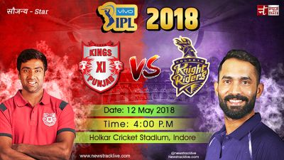 IPL 2018 match 44 KXIP VS KKR: Battle to upgrade from mid-table