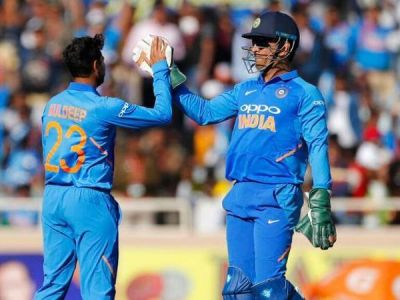 Here is how MS Dhoni's message motivated Kuldeep Yadav