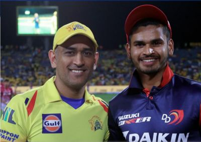 IPL 2018  CSK vs DD : Dhoni  need one win to have top 2 position