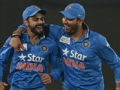 Virat Kohli shares a throwback, Yuvraj Singh trolls skipper
