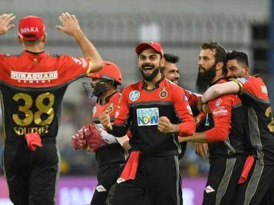 IPL 2018: Royal Challengers Bangalore beat Sunrisers Hyderabad by 14 runs
