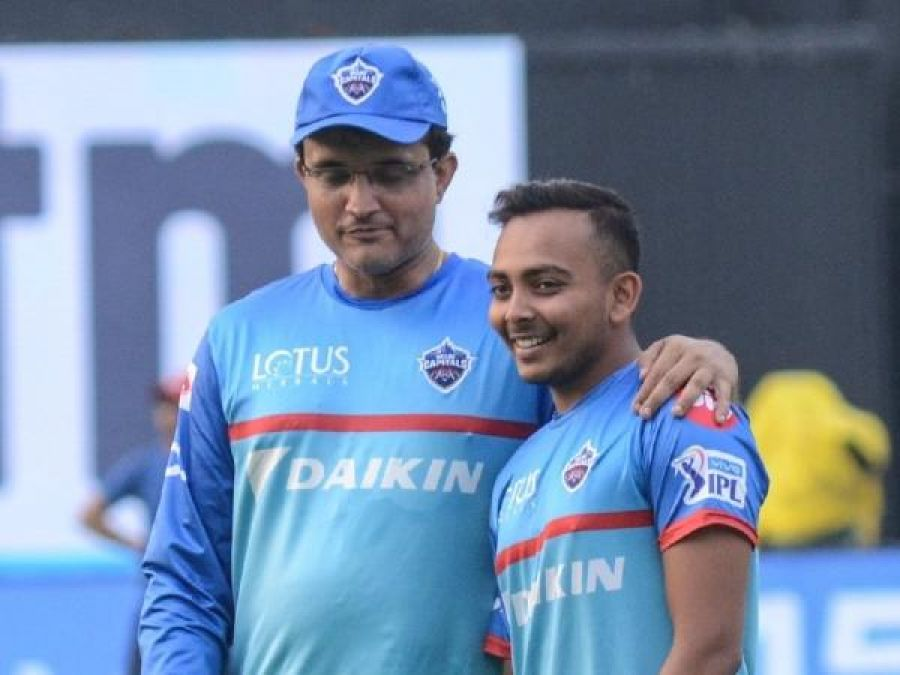 Learnt a lot playing under the legends Ricky Sir and Sourav Sir: Prithvi Shaw
