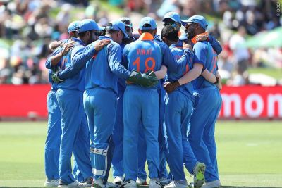 Indian Cricket Team leaves for England for World Cup 2019