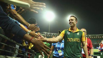 Former teammates bids adieu to AB de Villiers