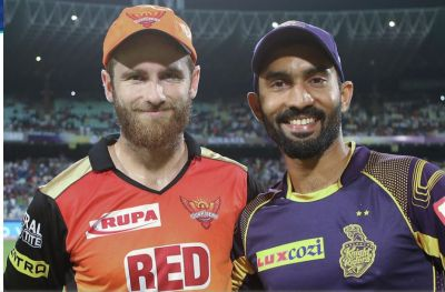IPL 2018 Qualifier 2 :SRH and KKR to clash for IPL 11 title  match entry