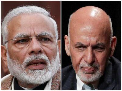IPL 2018 : Won't give Rashid Khan away, Pres Ghani tags PM Modi