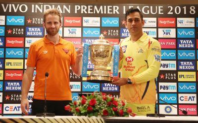 IPL 2018 Final Live CSK vs SRH :  Dhoni wins the toss