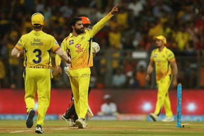 IPL 2018 Live final CSK vs SRH:Dhawan, Goswami  gone After 10 overs SRH ..