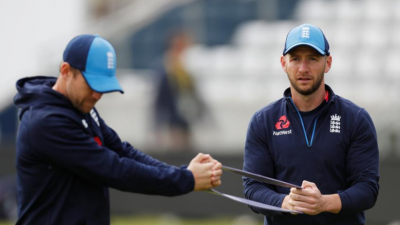 Alastair Cook got his new Opening partner for cricket oldest rivalry.