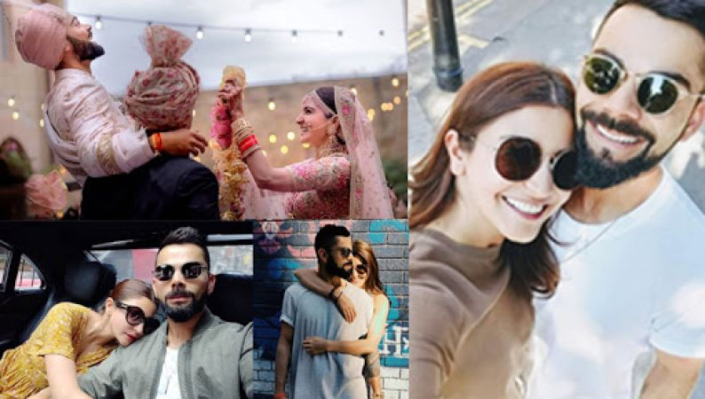 Happy Birthday Virat Kohli: See unseen photos of him with wife Anushka Sharma