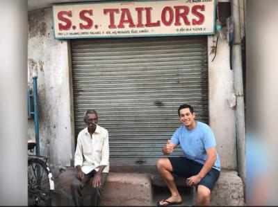 """""""Darji Ki Dukaan band hai. Agli silai Trivandrum mein hogi... Zaroor Aana. """": Ross Taylor"""