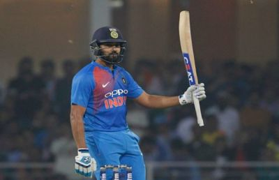 Rohit Sharma Slams outstanding Ton as India Seal T20I Series With 71-run Win