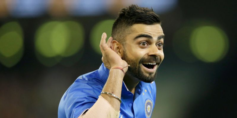 'I will stick to getting trolled' says Virat Kohli after getting trolled for his 'leave india' comment