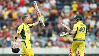 Australia announces  team  for T20 series against India and SA