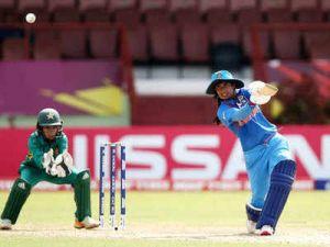 ICC Women's World T20: Mithali Raj's half-century guides India to 7-wicket  win over Pak