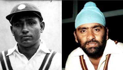 Two former Indian legend to have stands named after them at Kotla staduim.