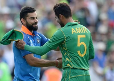 Virat Kohli is the winning formula for men in blue: Mohammad Amir