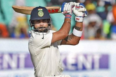 Virat Kohli jumped to number fifth after his 50th ton.