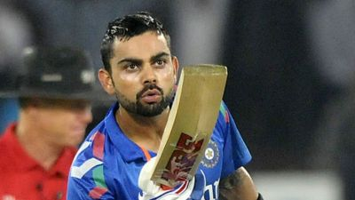 IND vs WI :Kohli will break another 'Virat' record of Master Blaster Sachin Tendulkar
