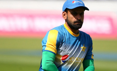 Mohammad Hafeez making his back for T20Is against Sri Lanka.