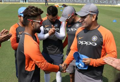 IND vs WI: Debutant Rishabh Pant scripts history with this record