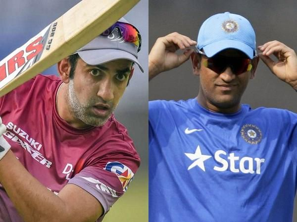 MS Dhoni, Gautam Gambhir may contest on BJP ticket in 2019 Lok Sabha elections