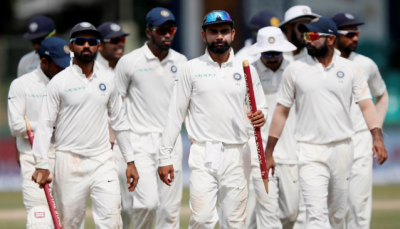 India will not give any chance to Sri Lanka, as selector pick strong Test team.