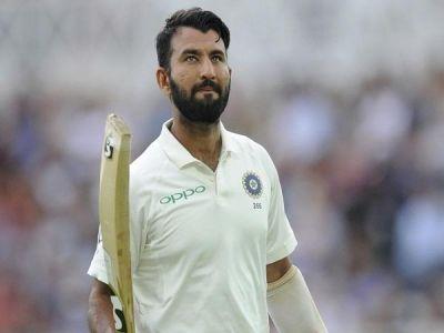 India vs England test series: Pujara's ton helps India to take lead of 27 runs