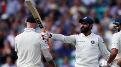 We are happy that Ravindra Jadeja played just last test: Paul Frabrace