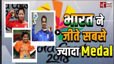 CWG2018 : भारत सबसे ज्यादा पदक जीतने वाले देशों की सूची में शामिल