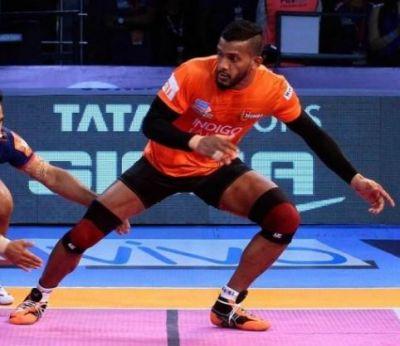 प्रो कबड्डी लीग : तेलुगू टाइटंस के हुए सिद्धार्थ देसाई, दूसरे सबसे महंगे खिलाड़ी