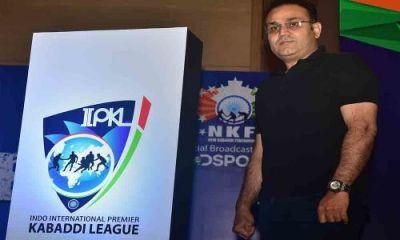सहवाग ने किया आईपीकेएल का लोगो जारी, 13 मई से शुरू होगा पहला चरण