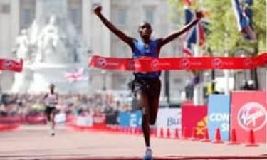 Former London Marathon champion fell in dope test