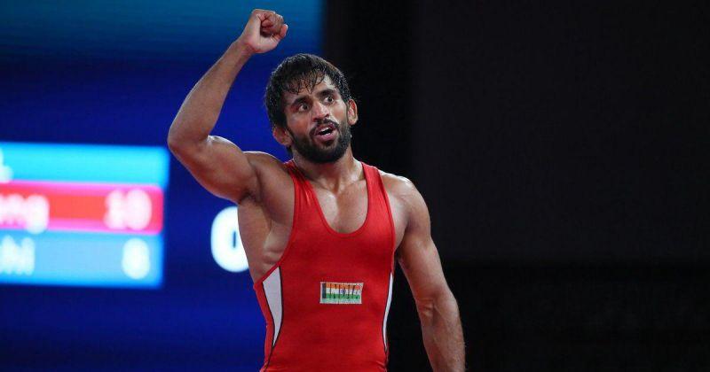 एशियाई कुश्ती चैम्पियनशिप : पुनिया ने स्वर्ण तो राणा ने जीता रजत पदक