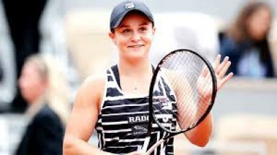 This player withdraw its name from Tennis US open due to corona fear