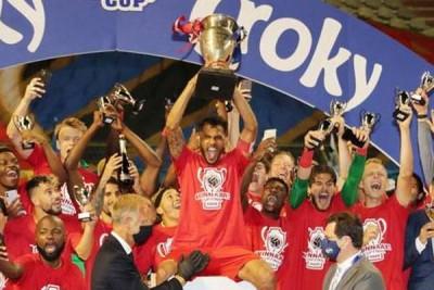 Football returns to Belgium, this team wins Belgium Cup title