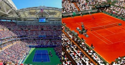 Players get confused due to quarantine at the time of US and French Open