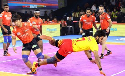 PKL 2019: U Mumba beat Gujarat Fortunegiants