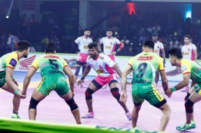 PKL 2019: Jaipur's fourth consecutive win, beat Patna Pirates